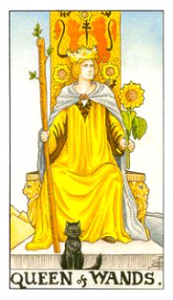 מלכת המטות