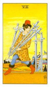 7 חרבות - שנתי
